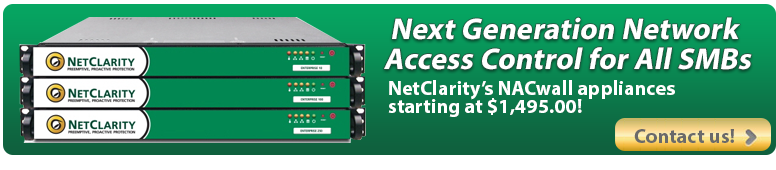 Next Generation (NG) Network Access Control (NAC)